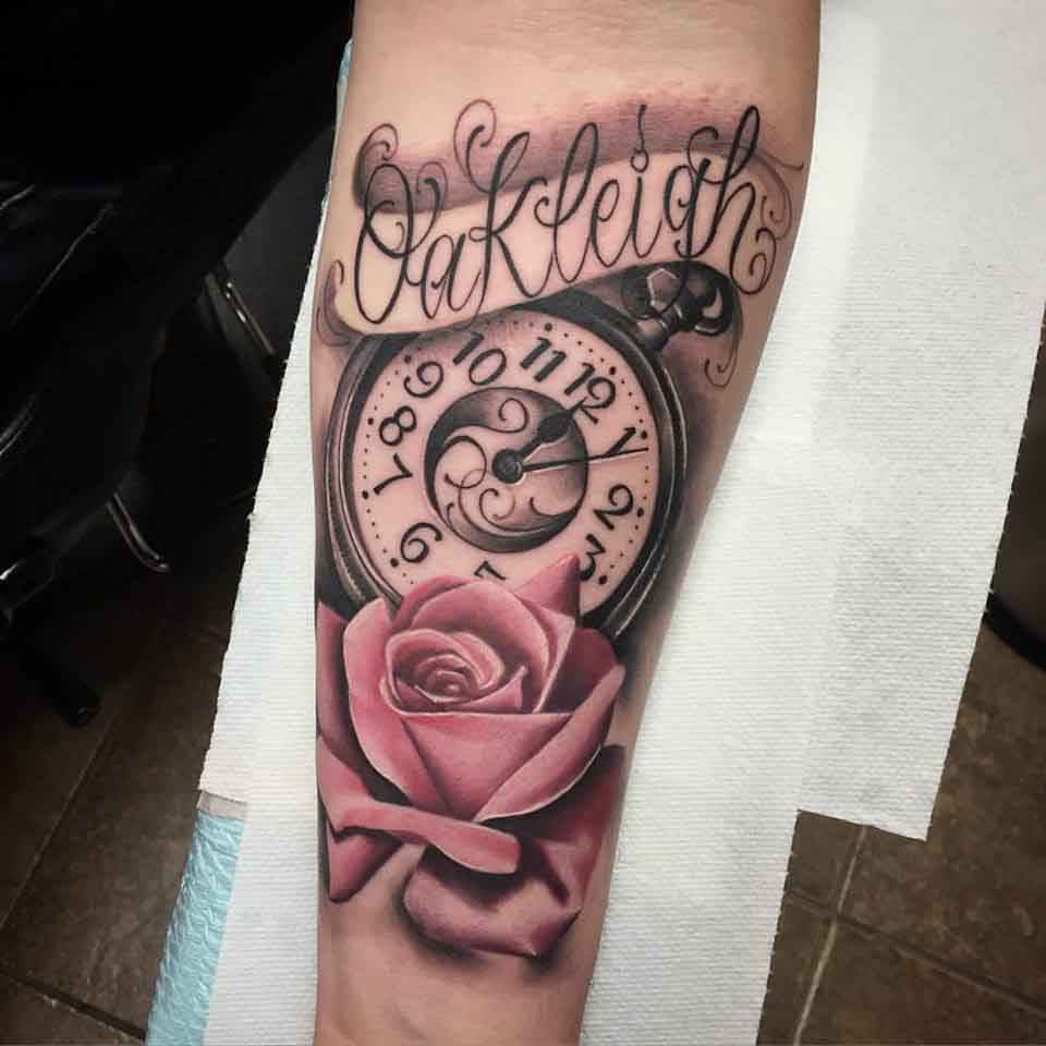 Venture Tattoo Gallery